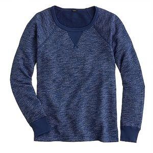 Like New J.Crew Vintage Terry Sweatshirt